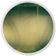Film Frames  Round Beach Towel