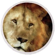 Aslan Round Beach Towel