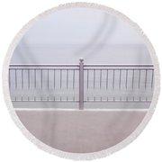 Baltic Sea #3771 Round Beach Towel