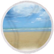 Beach Round Beach Towel