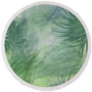 Beach Collection Breeze 1 Round Beach Towel