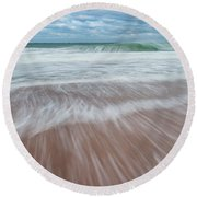 Cape Cod Seashore 2 Round Beach Towel