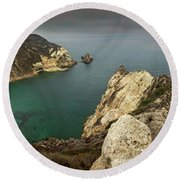 Channel Islands National Park IIi Round Beach Towel