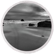 Coastal Light Iv Round Beach Towel