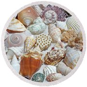 Collection Round Beach Towel