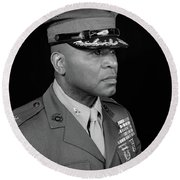 Colonel Trimble Round Beach Towel