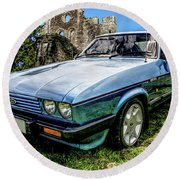Ford Capri 3.8i Round Beach Towel
