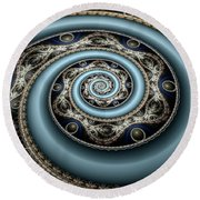 Gallery 2 Cover Image.  Not For Sale. Round Beach Towel