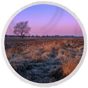 Ginkelse Heide Round Beach Towel