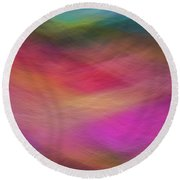 Graffiti Round Beach Towel
