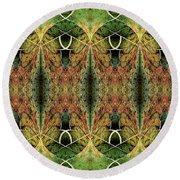 Hosea Round Beach Towel