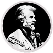 Kenny Rogers Collection - 1 Round Beach Towel
