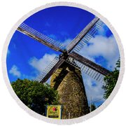 Morgan Lewis Mill Round Beach Towel