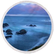 Multi Colored, National Recreation Area, Natural Parkland, Nature, Nature Reserve, Non-urban Scene,  Round Beach Towel