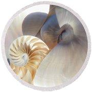 Nautilus 0442 Round Beach Towel