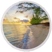 Pure Nature Round Beach Towel