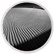 Sahara Dune IIi Round Beach Towel