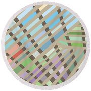 Springpanel Round Beach Towel