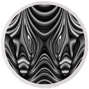 Squeasibly Round Beach Towel