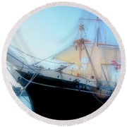 Star Of India Soft Round Beach Towel