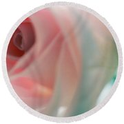 Sweetly Blessed Round Beach Towel
