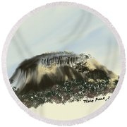 Table Rock - 1 Round Beach Towel