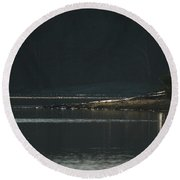 The Headland Round Beach Towel