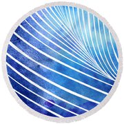 Tide Xiv Round Beach Towel