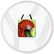 Tote Bags Round Beach Towel