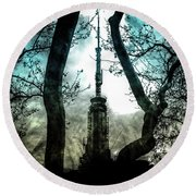 Urban Grunge Collection Set - 04 Round Beach Towel