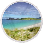 Vatersay Round Beach Towel