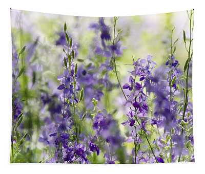 Fields Of Lavender  Tapestry