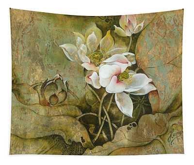 In Hiding Tapestry