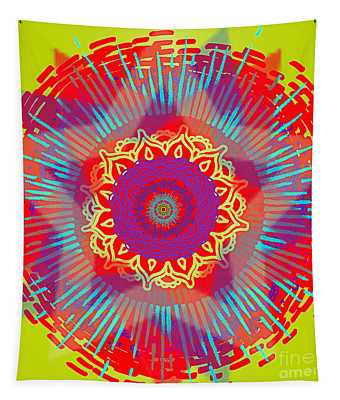 My Chaos Theory Tapestry