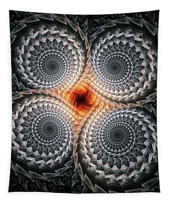 Night Impression Tapestry
