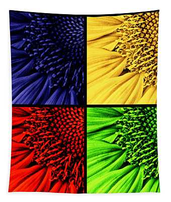 Sunflower Medley Tapestry