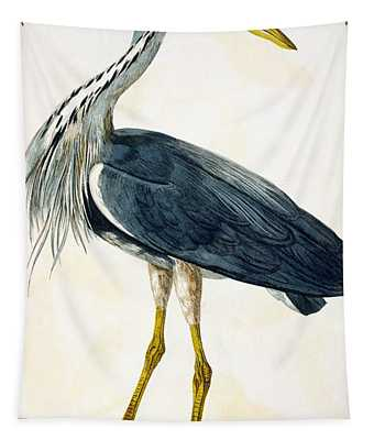 The Heron  Tapestry