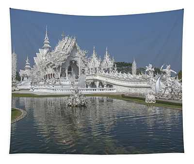 Wat Rong Khun Ubosot Dthcr0001 Tapestry