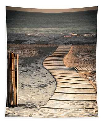 0160 Evanston Boardwalk Tapestry