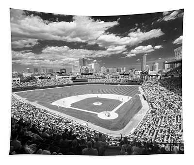 0416 Wrigley Field Chicago Tapestry