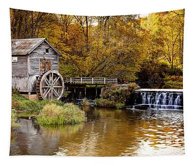 0722 Hyde's Mill Tapestry