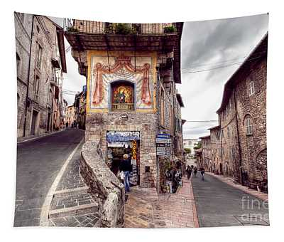 0801 Assisi Italy Tapestry