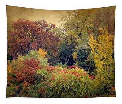 Autumn Tapestry Tapestry
