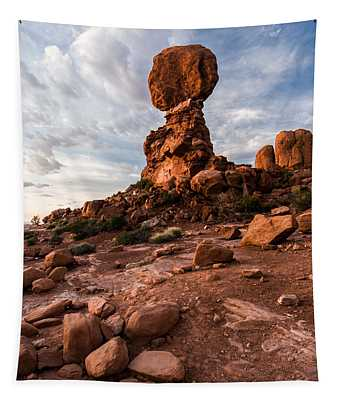 Balanced Rock Tapestry