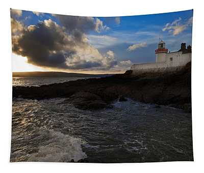 Ballinacourty Lighthouse, Dungarvan Tapestry