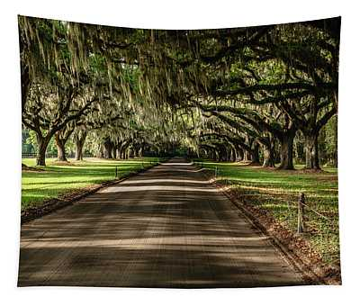 Boone Plantation Road Tapestry