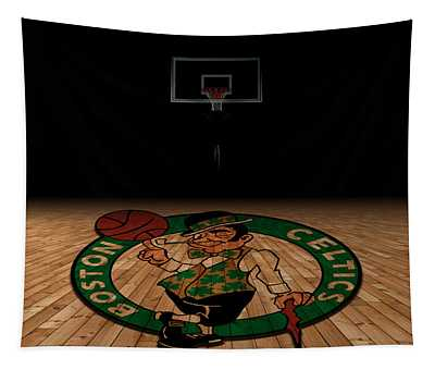 Boston Celtics Tapestry