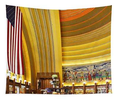 Cincinnati Museum Center At Union Terminal 0018 Tapestry