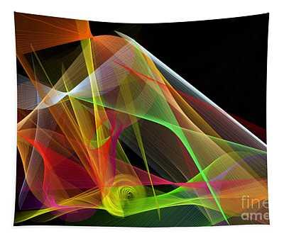 Color Symphony Tapestry