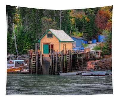 Corea Maine  Tapestry